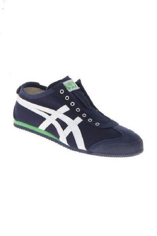 onitsuka tiger mexico 66 slip-on shoe navy