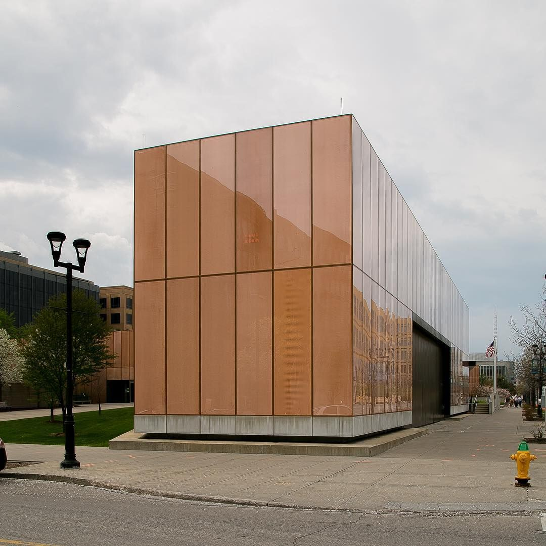See. Des Moines Library by David Chipperfield. Extremely ...