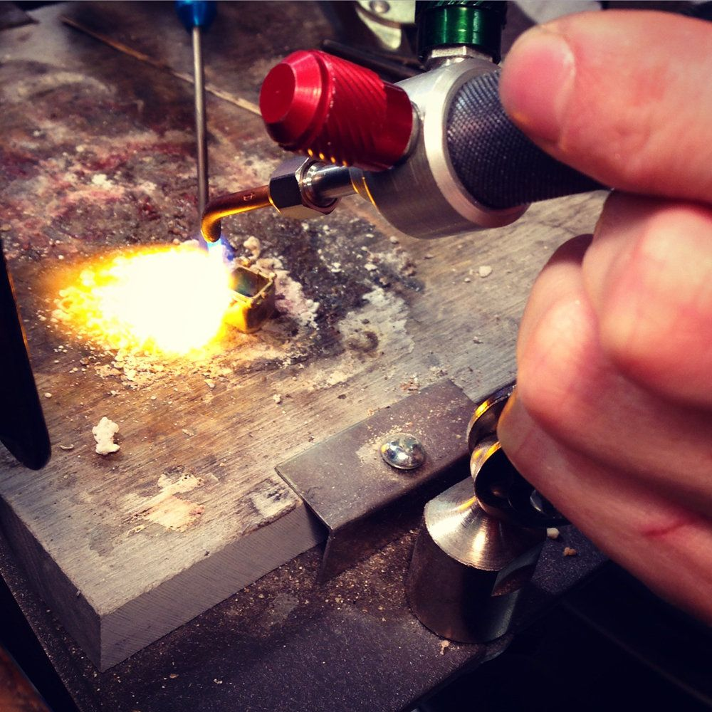 It's production time here at the studio as we prepare for the Centurion Show. Take a look inside the shop in our latest blog post: http://toddreed.com/blog/in-the-shop/the-prelude-to-centurion