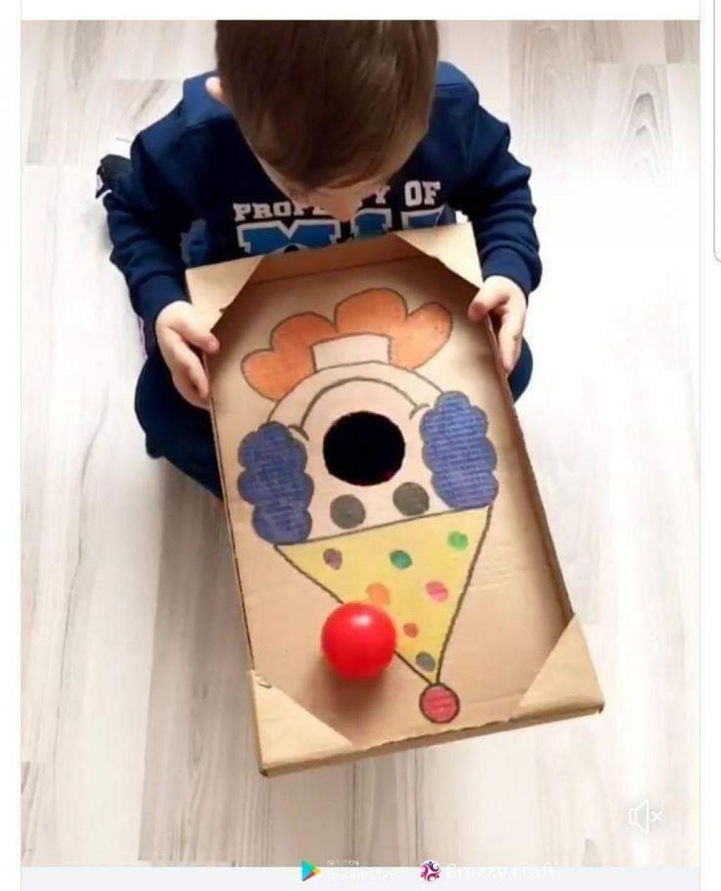 12 jeux pour enfants à fabriquer soi-même, pour des heures de plaisir! - Brico enfant - Trucs et Bricolages