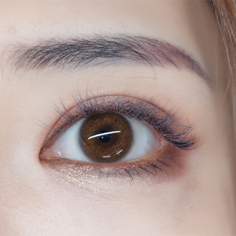 787ef1c975 Honey Brown in 2019 | Contacts | Contact lenses for brown eyes ...