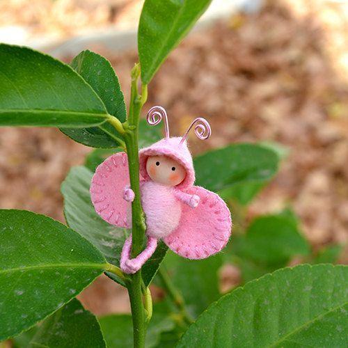 Items similar to Pink Lemonade Juicy Bug Bendy Doll on Etsy #pinklemonade - whatyoucan #pinklemonade