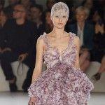 Alexander McQueen Spring/Summer 2012 collection