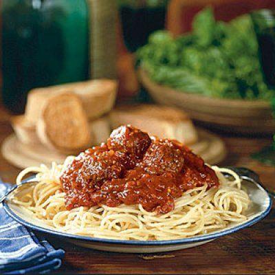 Easy Pasta Recipes: Country-Style Spaghetti