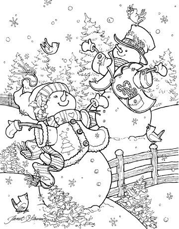 Pin by James Vatter on coloring pages | Pinterest | Card ideas, Xmas ...