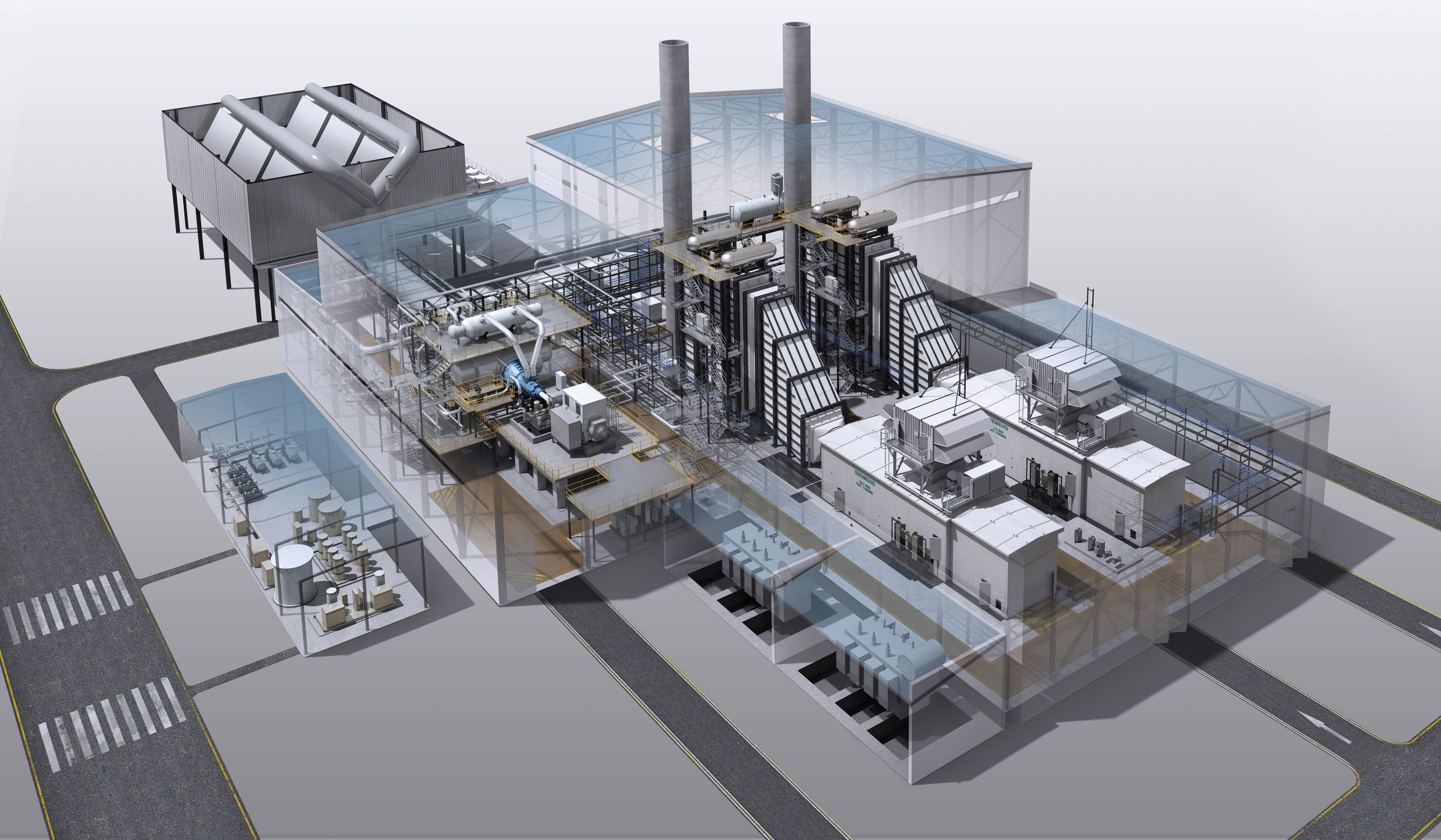 project management of a power generation plant construction essay Project management in nuclear power plant construction: guidelines and  experience iaea nuclear energy series no np-t-27 subject classification:.