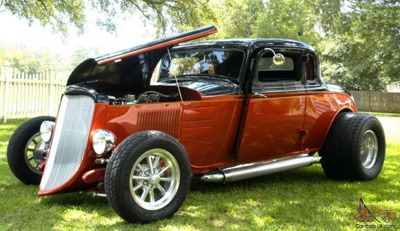 Hot Rod Car Show Street Rod, Hot Rod, Classic, Rat Rod