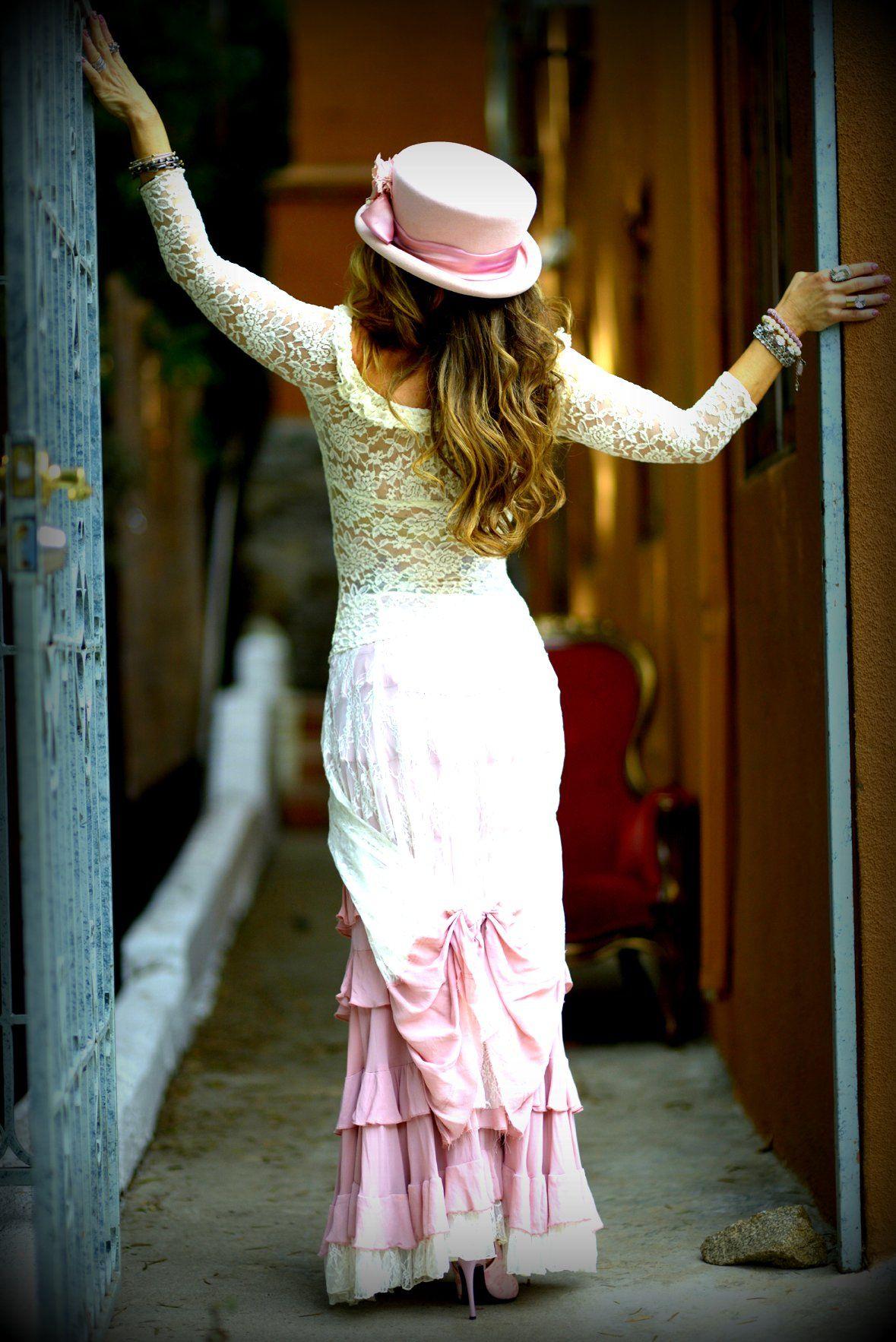"Lace ""T"",Princess Skirt& ""wrap""marrikanakk.com"