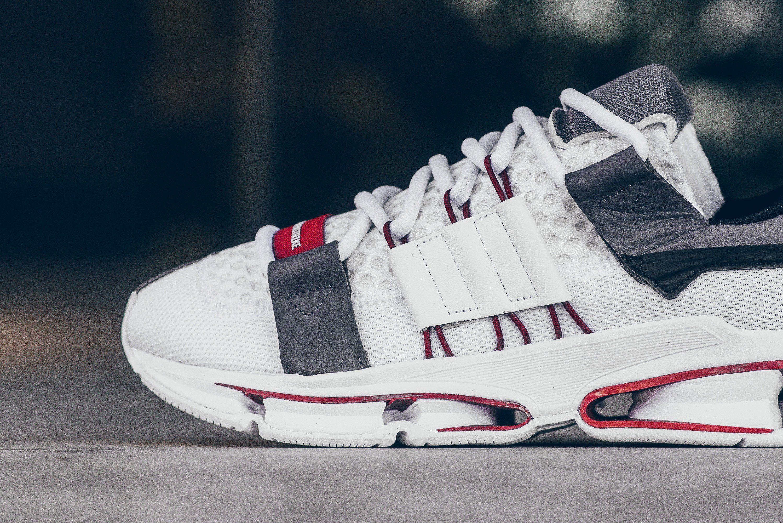adidas Consortium Twinstrike ADV - White Black Core Red in 2019 ... b6a81ecaf