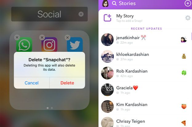 33b6a2e774eec03713e703688d77436e - How Do You Get The Snapchat Update To Work