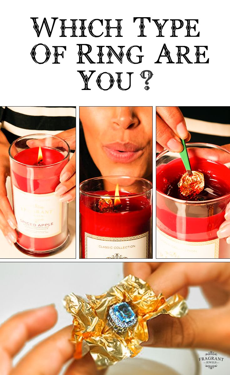 Each One Of These Beautiful Fragrant Jewels Candles Has A Ring Hidden Inside The Wax And A Chance To Win A Fragrant Jewels Candles Fragrant Jewels Cool Stuff