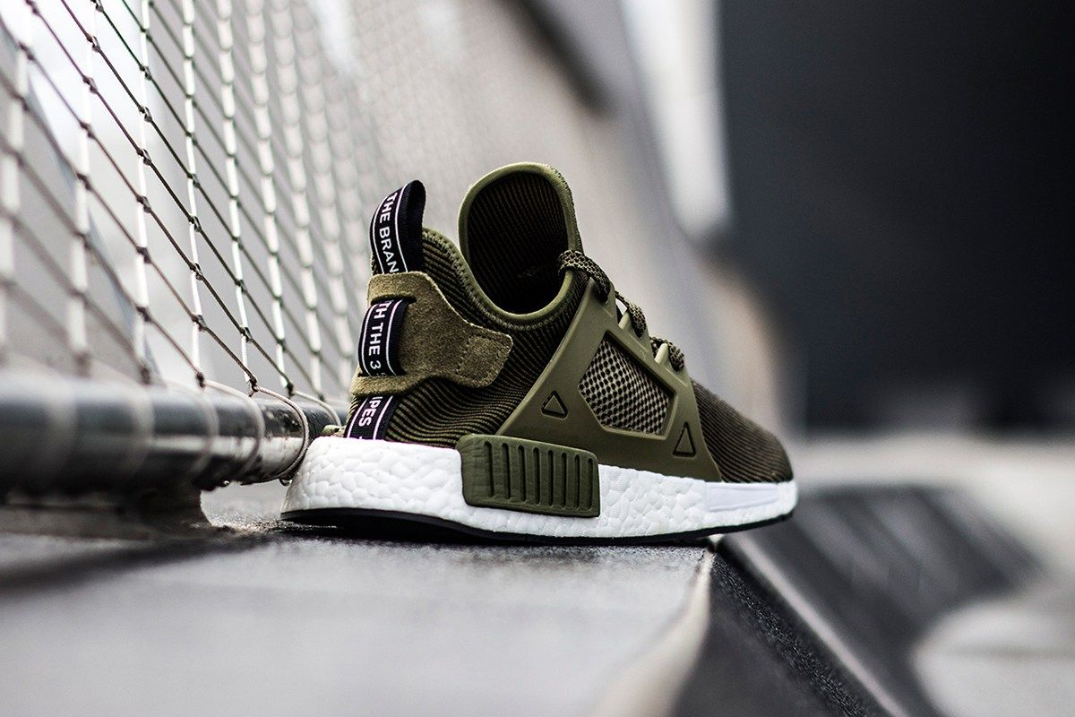 new style 117dd 3be6e 近賞 adidas Originals NMD XR1「Olive」配色 | Shoes | Adidas ...