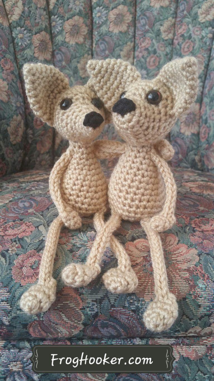 Floppy Chihuahua 1 | Crochet | Pinterest | Patrones amigurumi y Patrones
