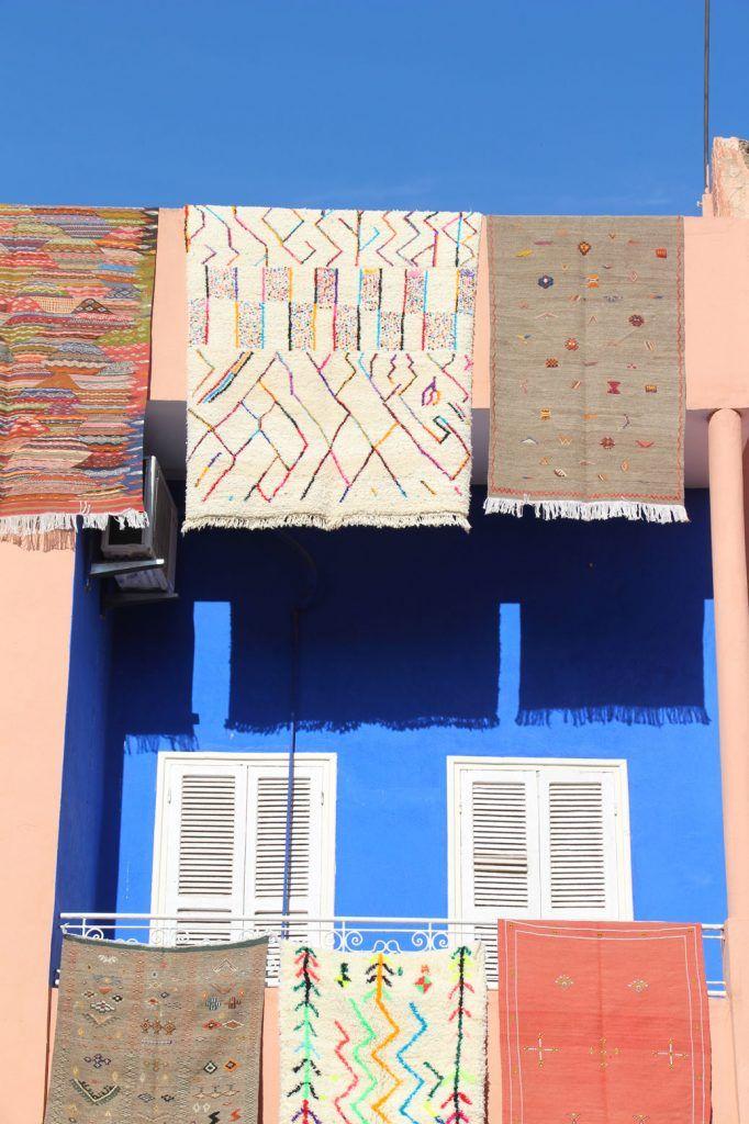 voyage maroc pour 4 jours