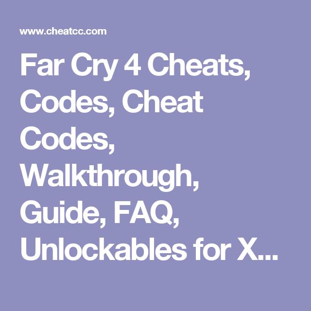 cheatcc xbox one