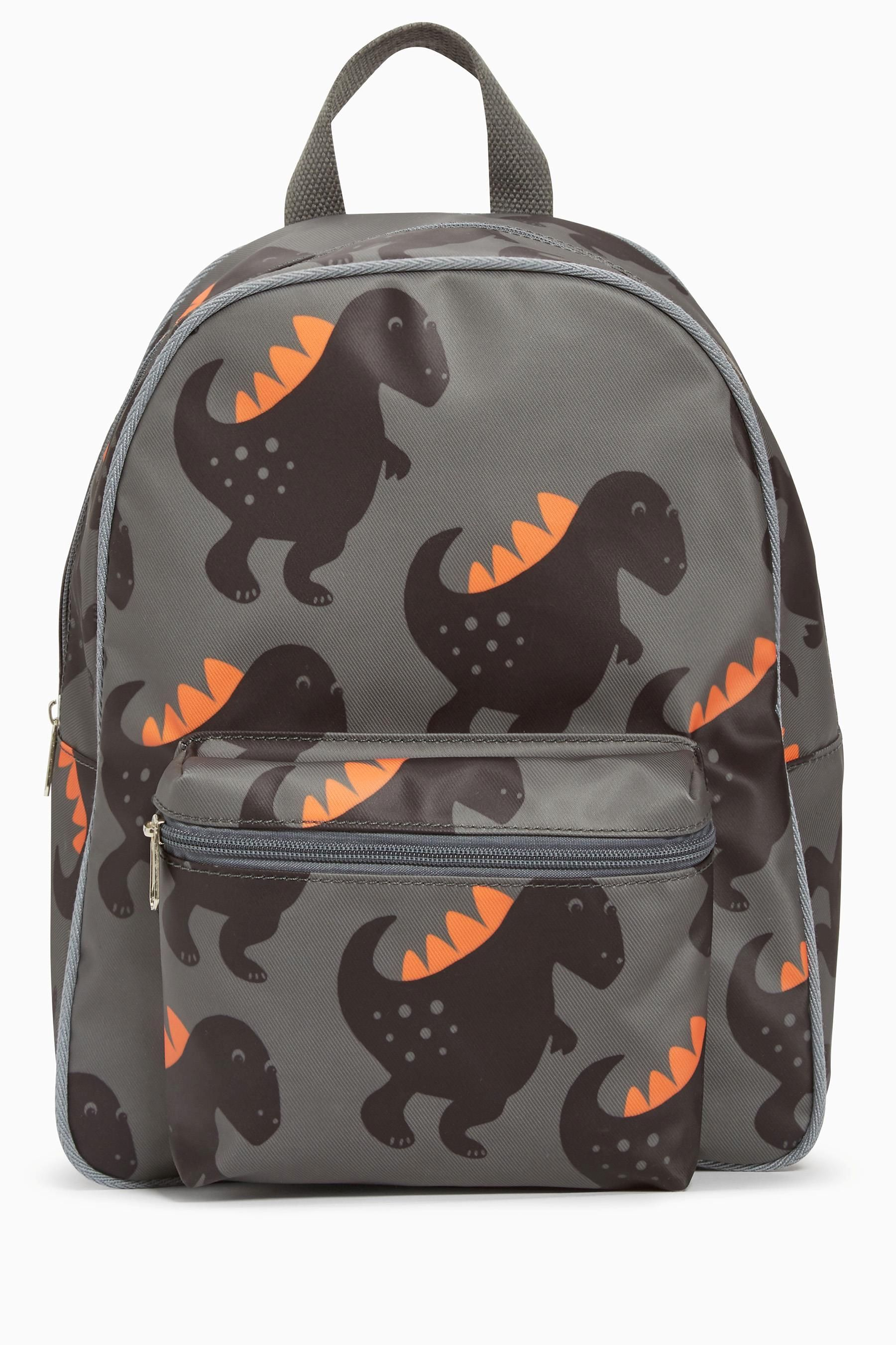 Dinosaur Backpack Cool Dinosaur Bookbag Shoulder Travel Laotop Bag for Men Boys