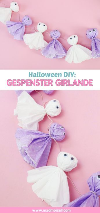 Photo of DIY Party Girlande selber machen – Kreative DIY Halloween De