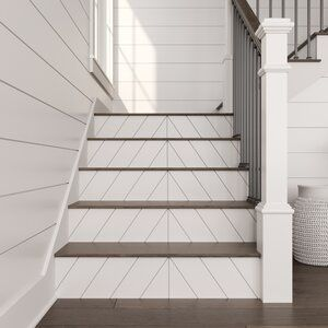 Shiplap and Beaded Reversible Primed 7.56