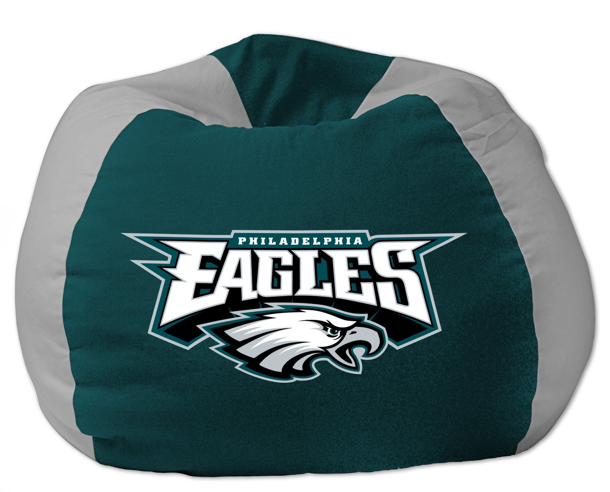 Eagles bean bag chair with images philadelphia eagles