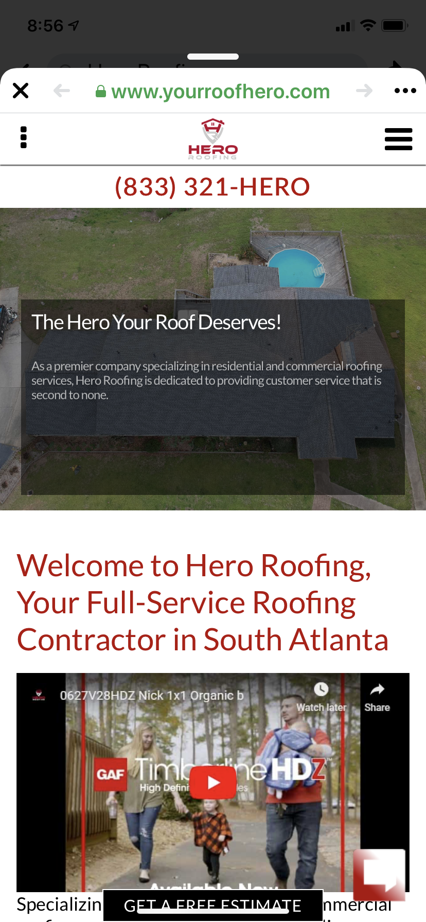 Roofer In 2020 Roofing Services Roofer Roofing Contractors