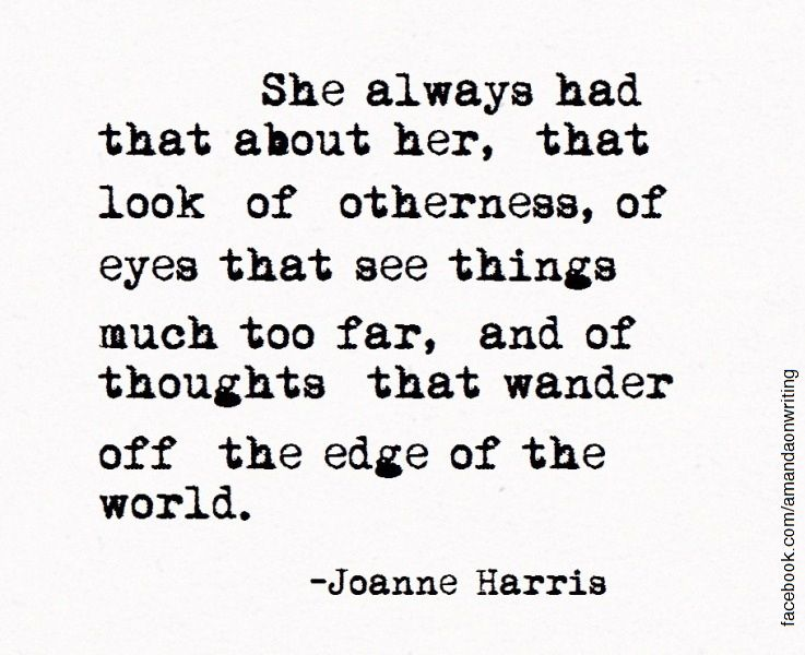 things about her