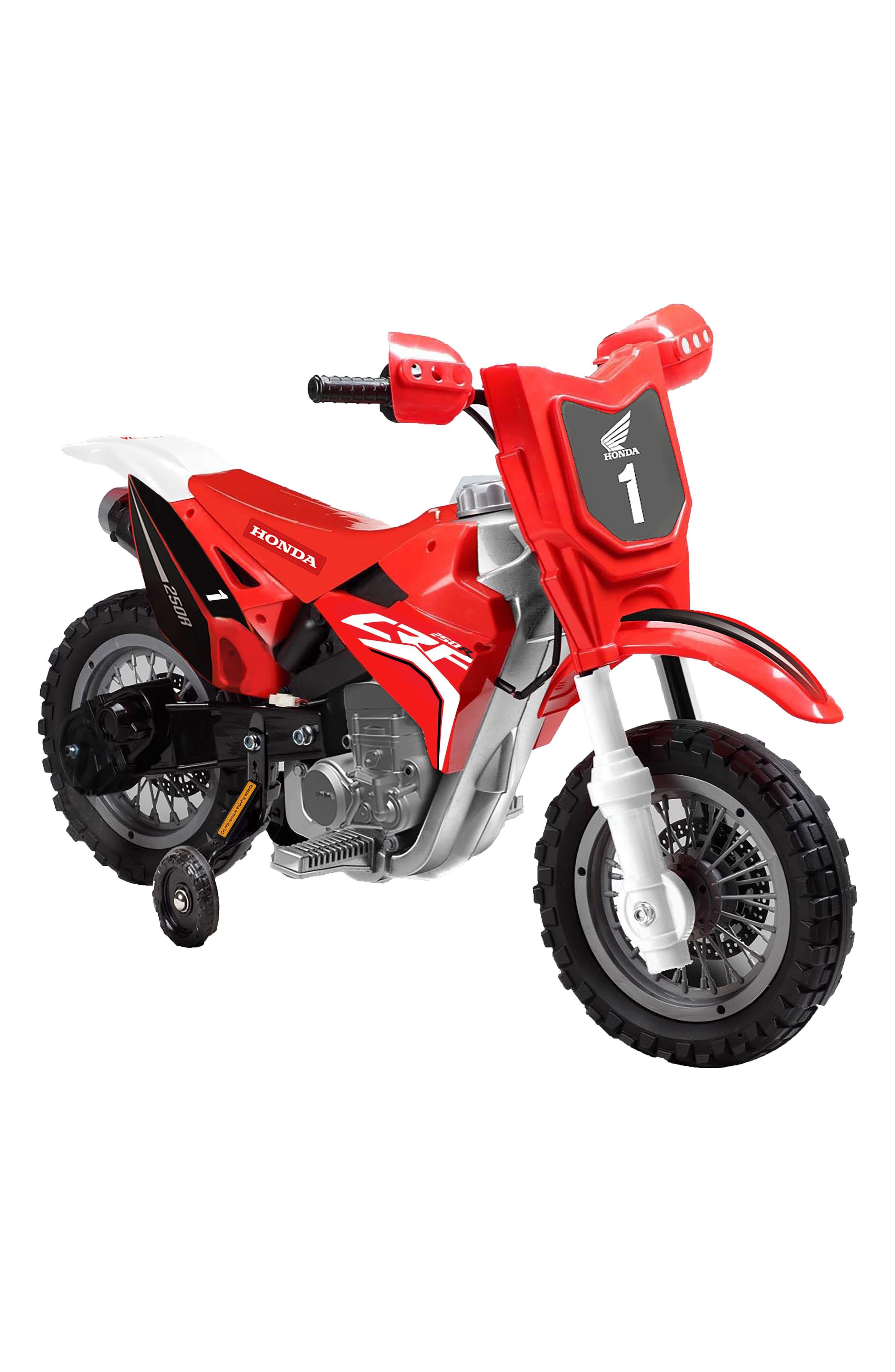 Best Ride On Cars Honda Dirt Bike Ride On Toy Motorcycle Honda
