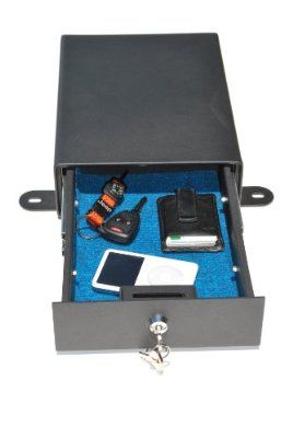 Bestop 42641 01 Under Seat Lock Box For 97 06 Wrangler Tj Jeep