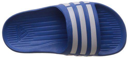 half off 86c09 f34c6 adidas Duramo Slide K - Chanclas, Niño Amazon.es Zapatos y complementos