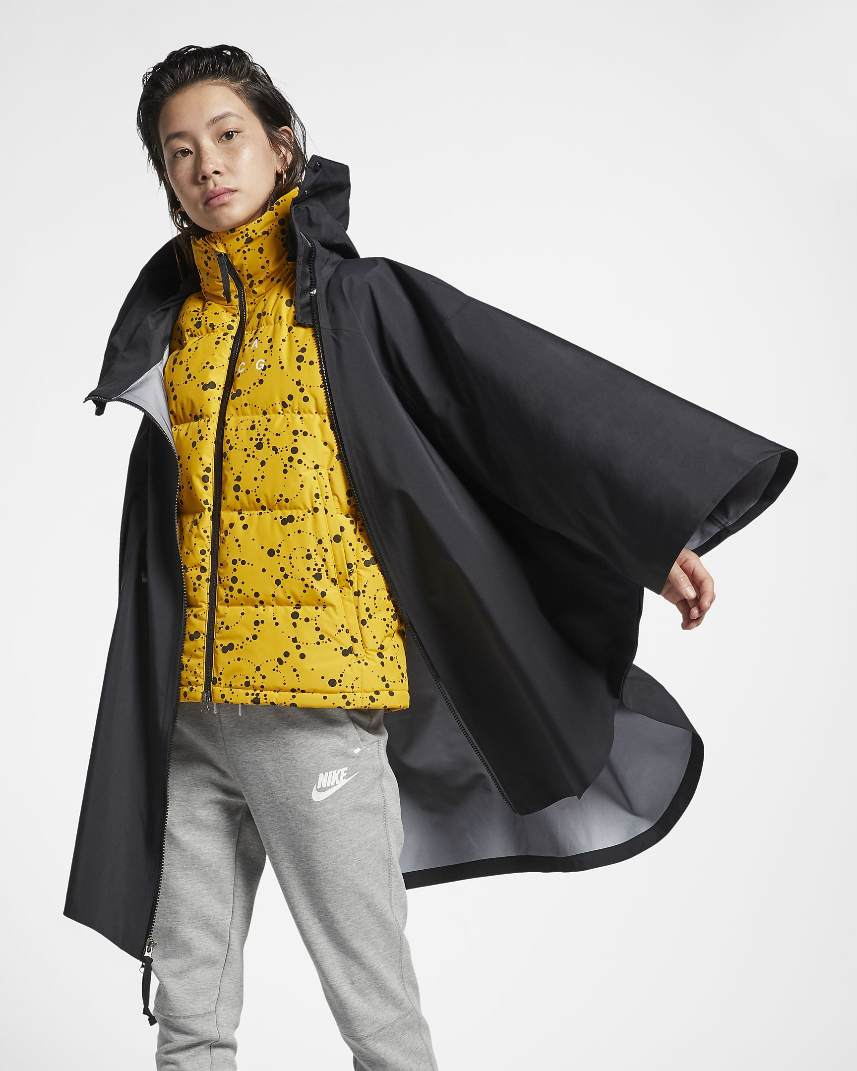 NikeLab ACG GORE TEX 3 in 1 Women's Poncho | Ladies poncho