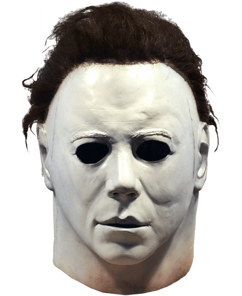 Michael Myers mask from Halloween (1978) (With images