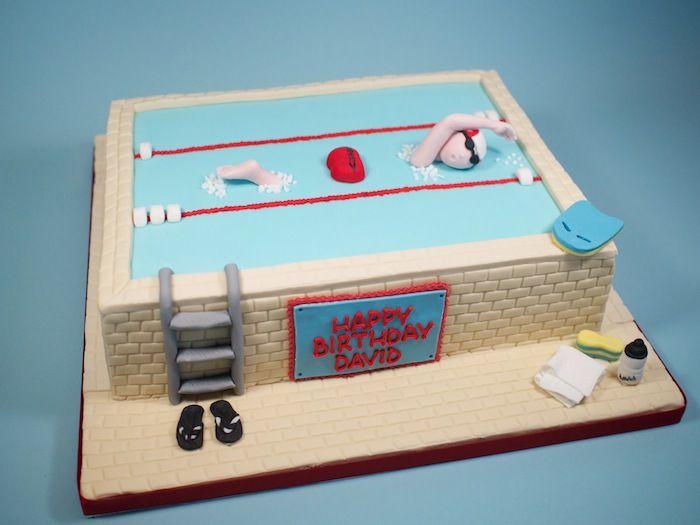 Αποτέλεσμα εικόνας για Swimmer Cake