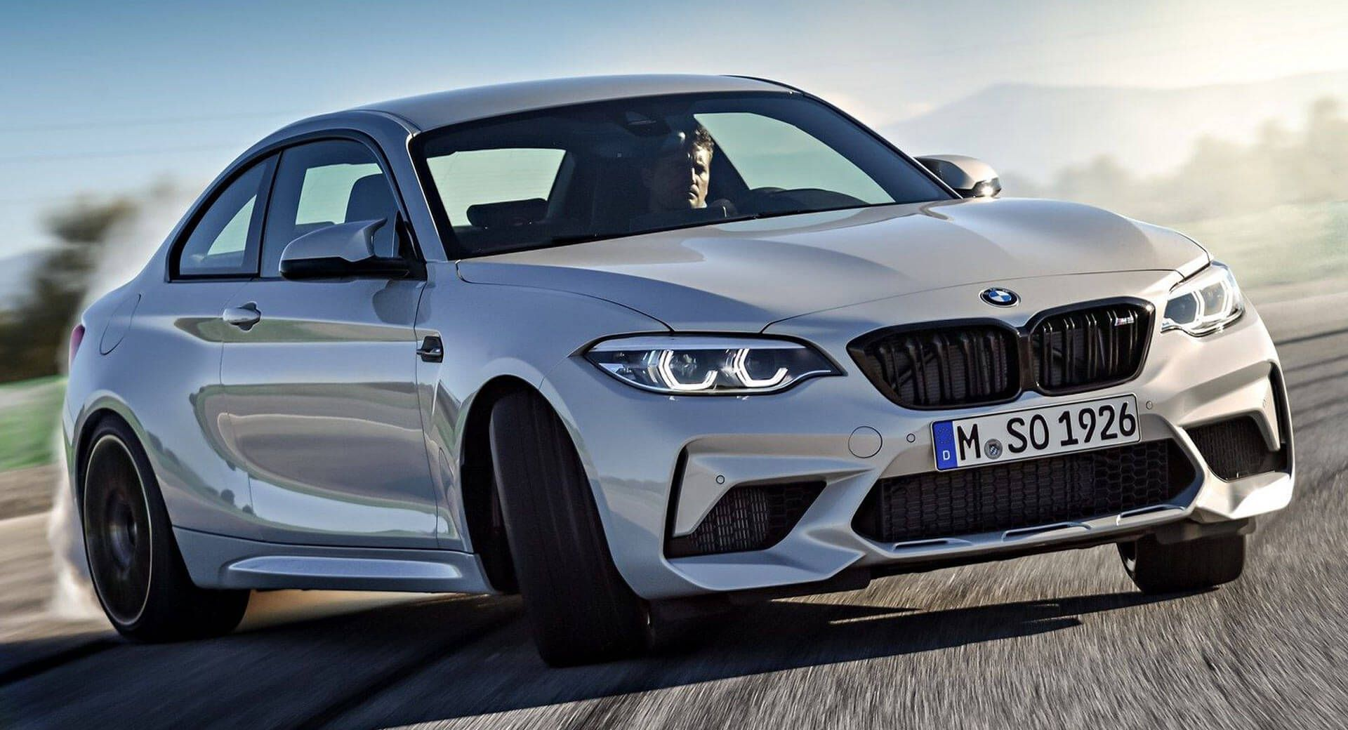 2019 Bmw M2 Competition To Be Priced From 58 900 Bmw M2 Bmw M4