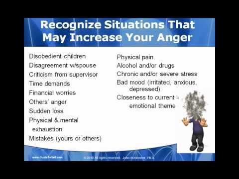 Online Anger Management Part 2 of 6