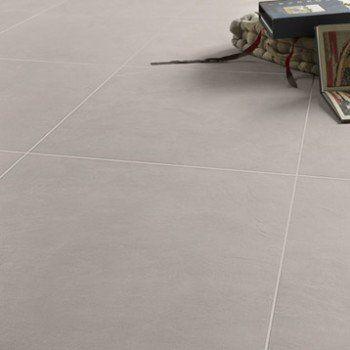 Carrelage Sol Et Mur Alu Effet Beton Studio L 60 X L 60 Cm Carrelage Sol Carrelage Interieur Carrelage