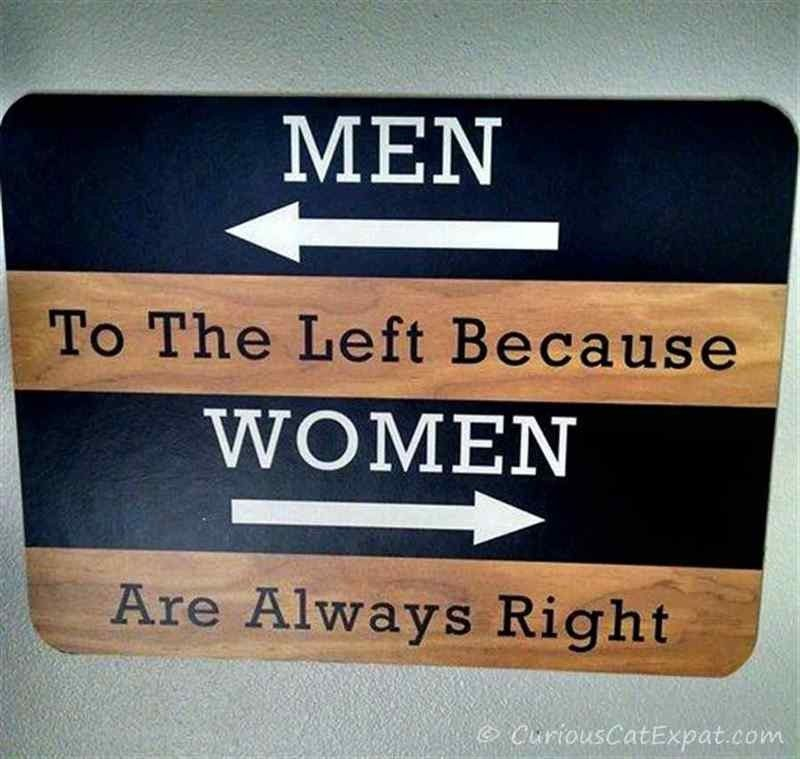 Funny Unique Bathroom Signs From Around The World Funny Signs