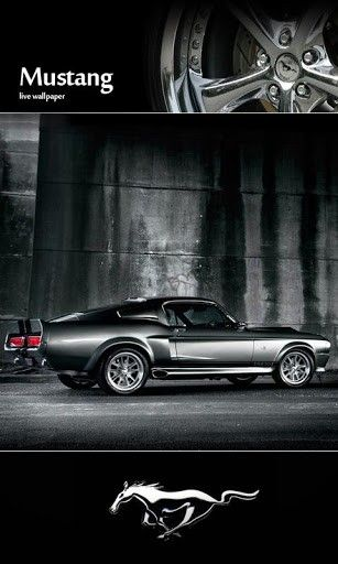 Ford Mustang Live Wallpaper Hd Download Ford Mustang Live Images