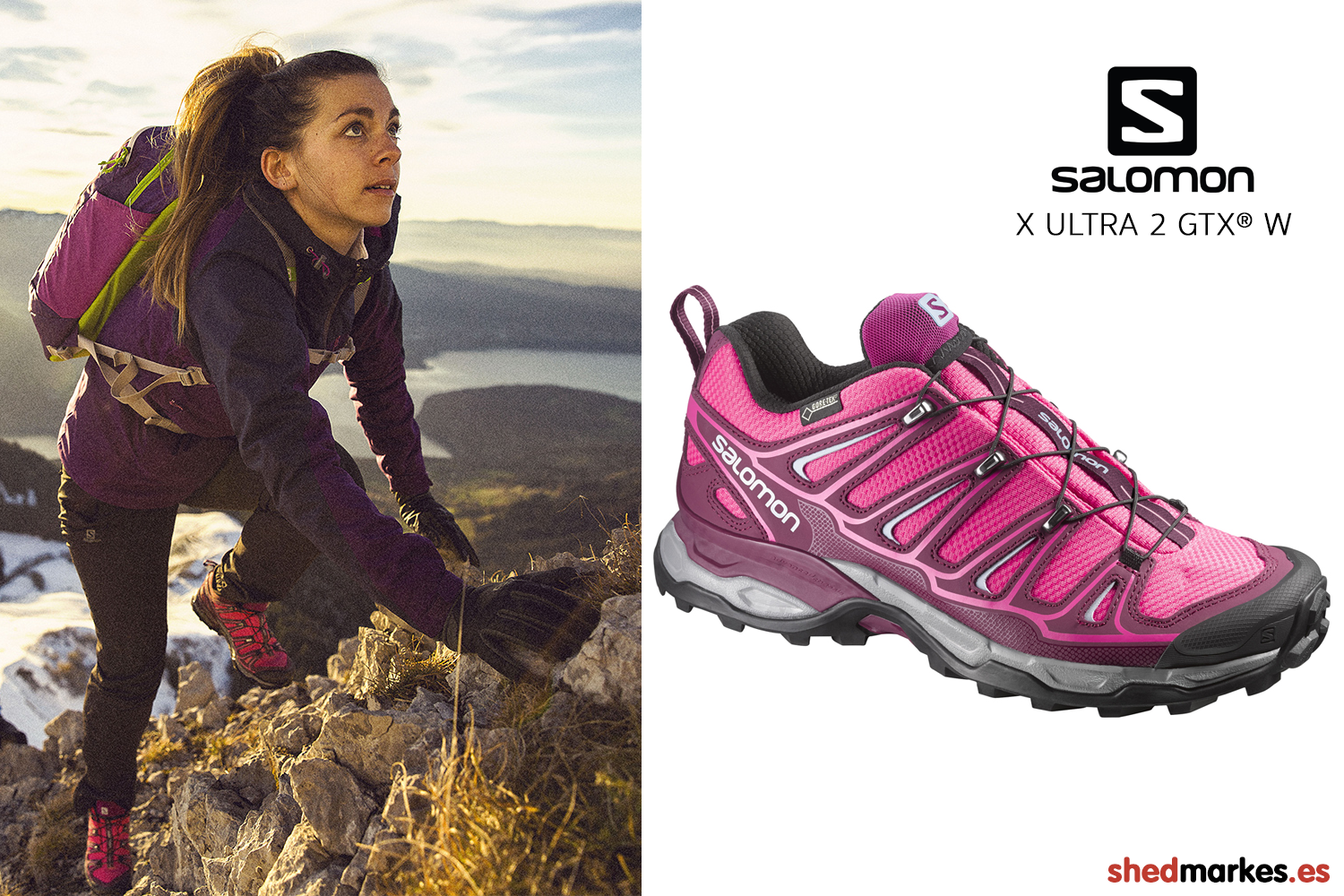 SeaEn Ayakkabılar Trekking De World Of Pin 2019Zapatos The edrxEBoQCW