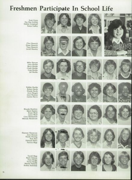 1980 East Rutherford High School Yearbook Via Classmatescom East