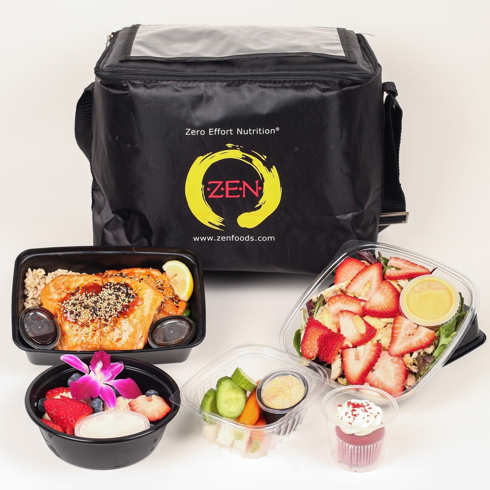 Delicious and healthy meals delivered to your door every