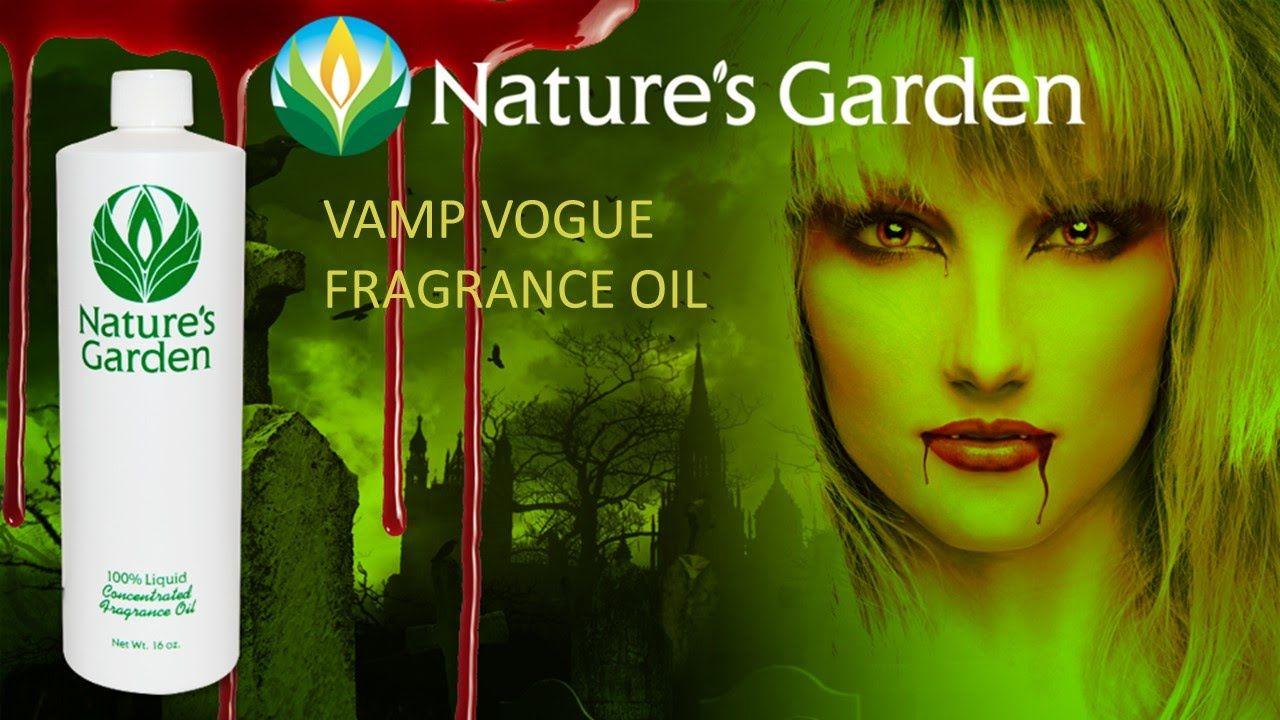 Vamp Vogue Fragrance Oil- Natures Garden #citrusnotes #sexyfragrance #muskscent