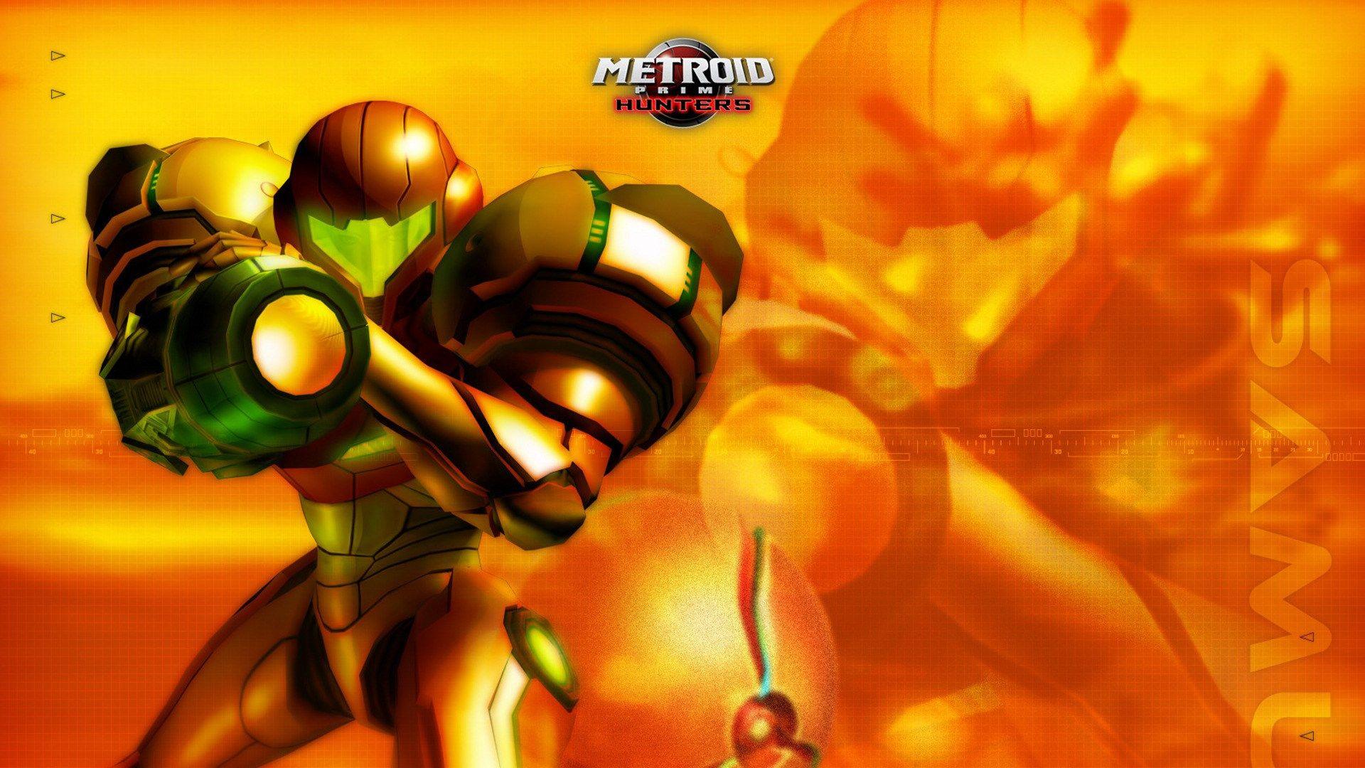 1920x1080 Widescreen Wallpaper Metroid Prime Hunters Metroid Prime Metroid Hunter Games