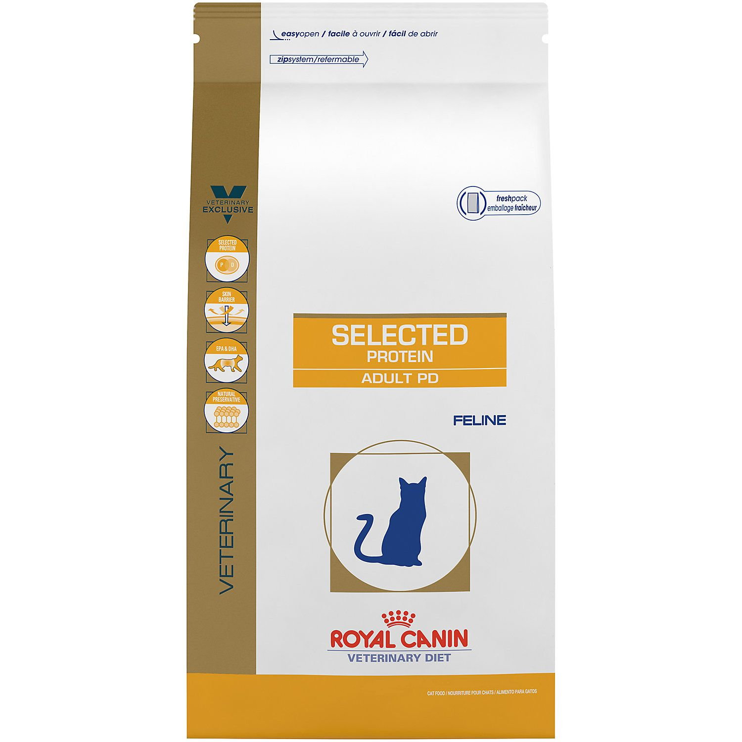 Royal Canin Veterinary Diet Feline Selected Protein Adult