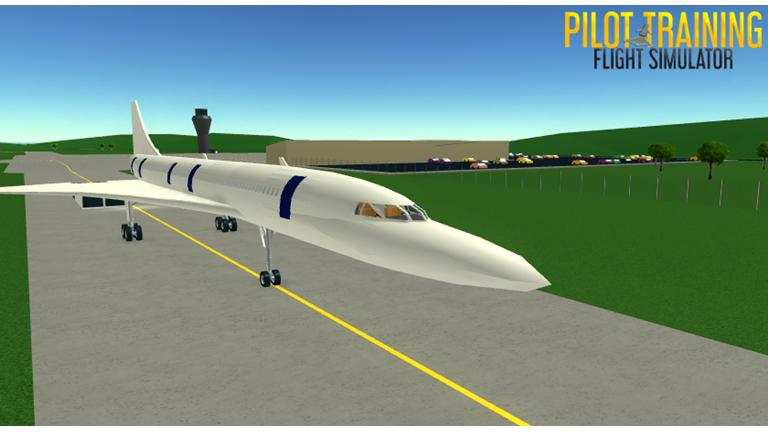 Pilot Training Flight Plane Simulator Roblox Pilot Training