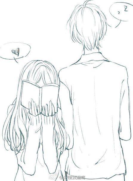 Lover Manga Desenhos De Casais Anime Desenhos De Amor