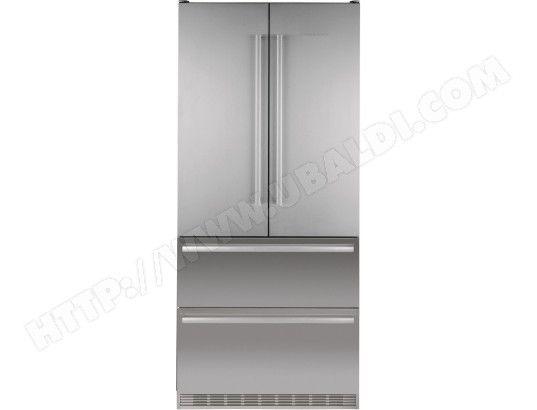 Réfrigérateur Portes LIEBHERR CBNES Restructuration - Refrigerateur 4 portes