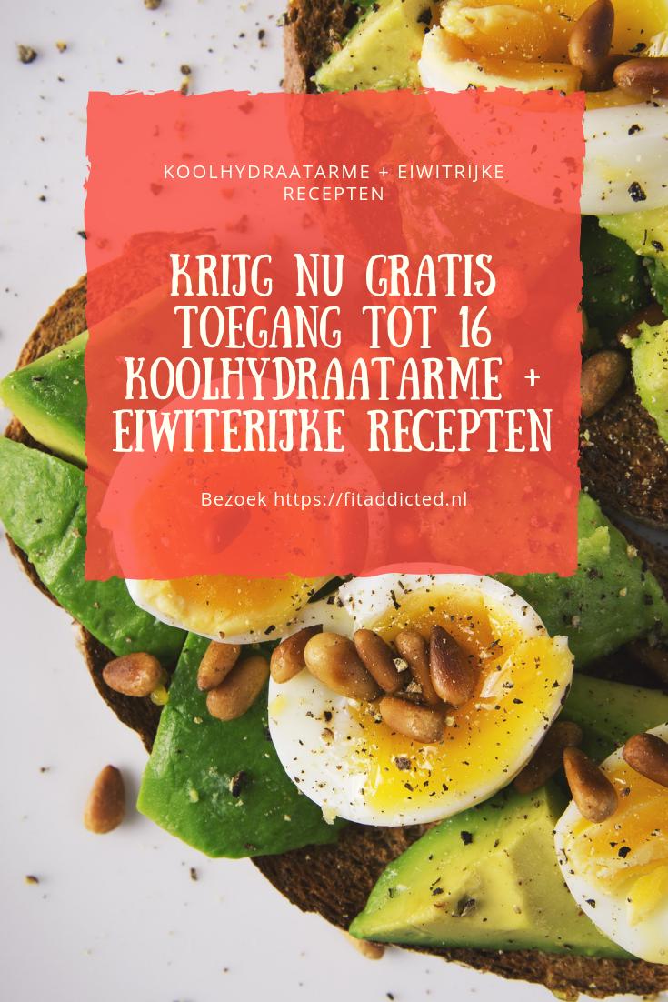 eiwitrijke recepten diner