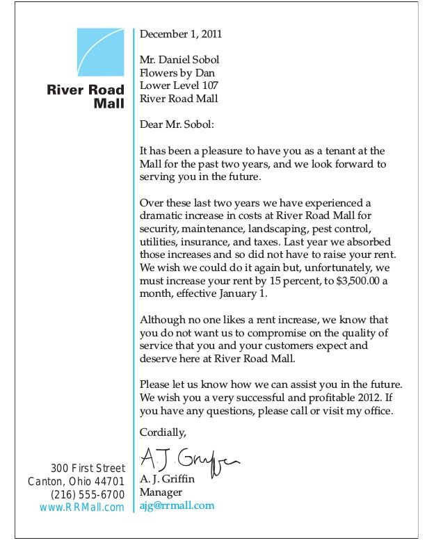 Types Business Letters Recommended  Home Design Idea