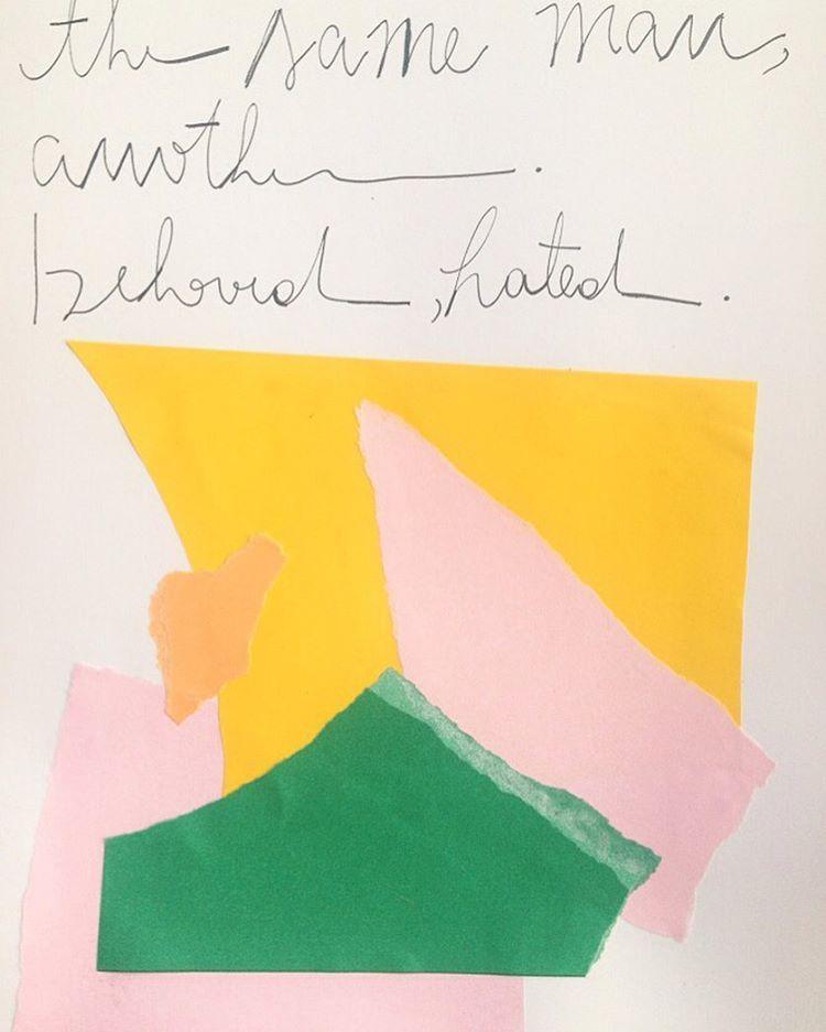 "Julia Brendao ""words colors and feelings "" #inspiration #paradis"