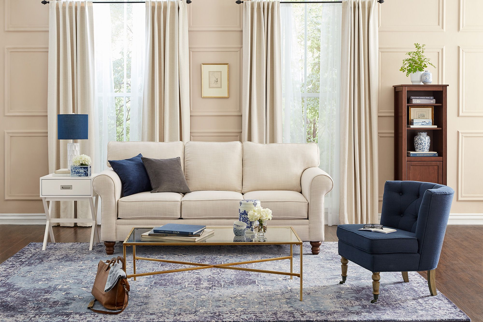 Amazon Launches Its Own Home Furnishings Collection Take