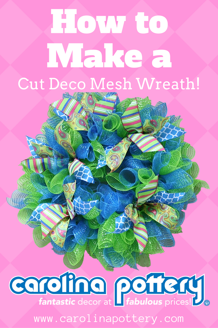 In this tutorial we will show you how to make a cut deco mesh in this tutorial we will show you how to make a cut deco mesh wreath baditri Gallery